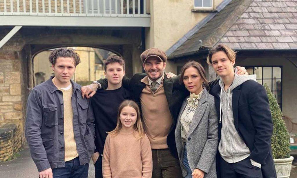 Romeo Beckham: inspiré par le style de son père !