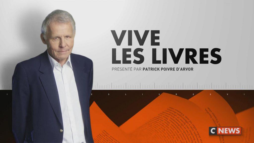L'émission « Vive les livres » CNews