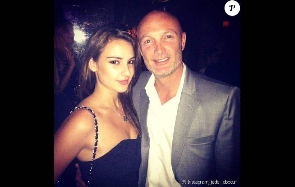 Jad Leboeuf: retrouvailles avec son père