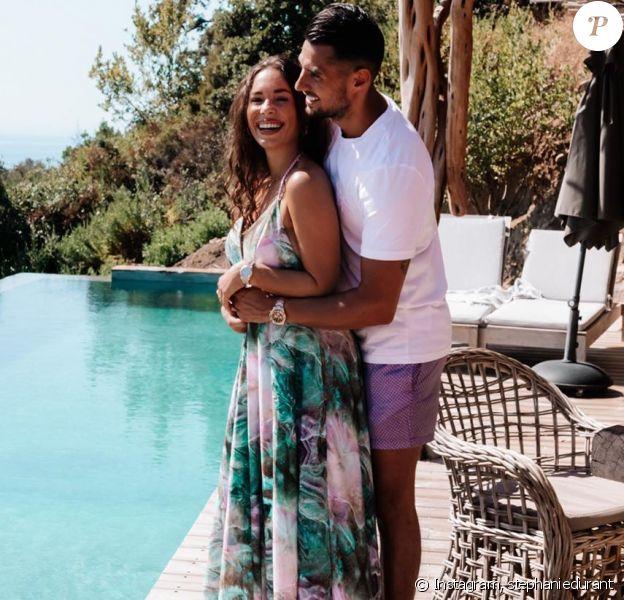 Stéphanie Durant et son mari Théo