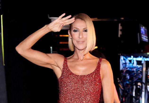 Céline Dion  a reporté ses concerts