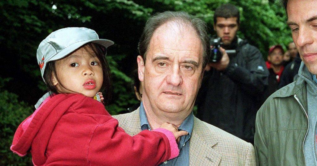 Pierre Lescure et sa fille