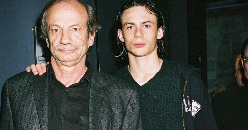 Patrick Chesnais et son fils dusparu