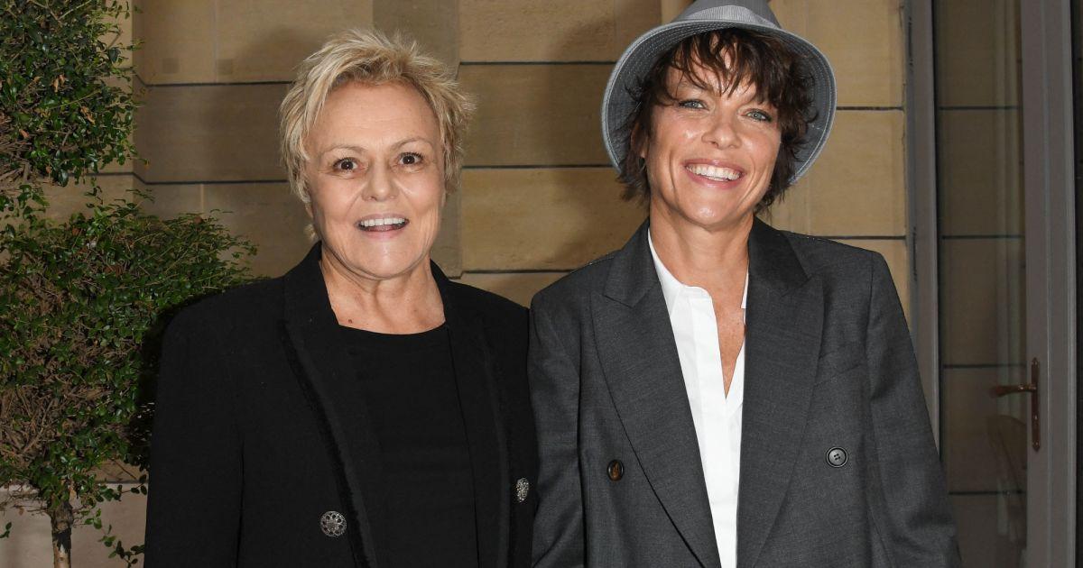 Muriel Robin : a épousé l'actrice Anne Le Nen. Qui est son célèbre témoin ?