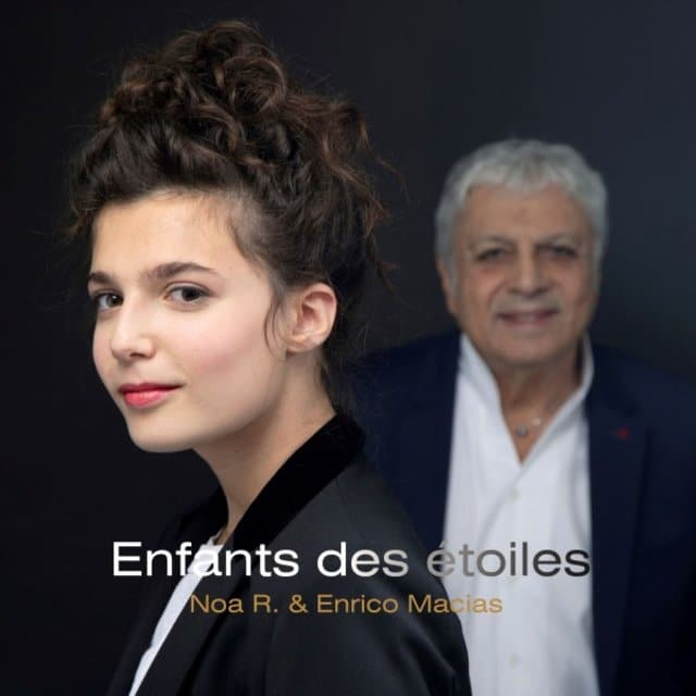 le nouveau duo d' Enrico Macias