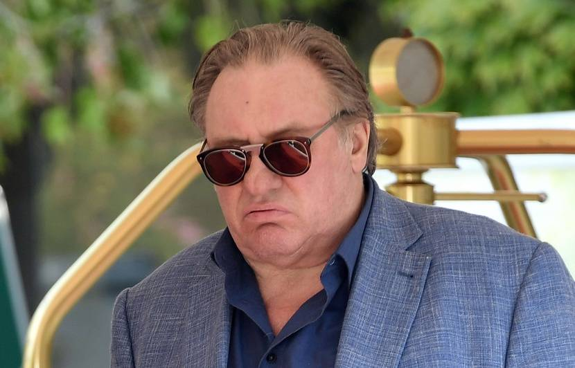 Gérard Depardieu dément