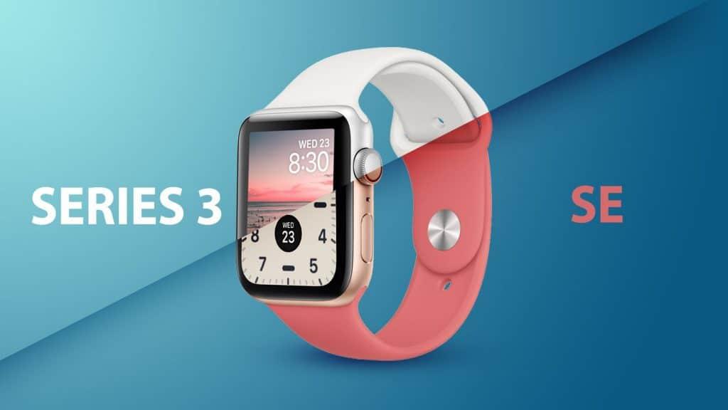 Apple Watch Series 3 en grosse reduction de 47% !