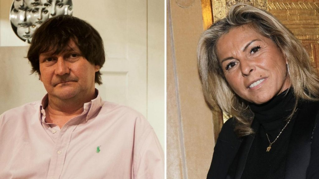 Caroline Margeridon et Stéphane Vanhandenhoven
