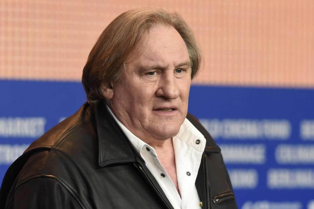 Gérard Depardieu impliqué