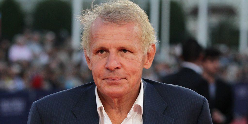 L'ex présentateur de TF1