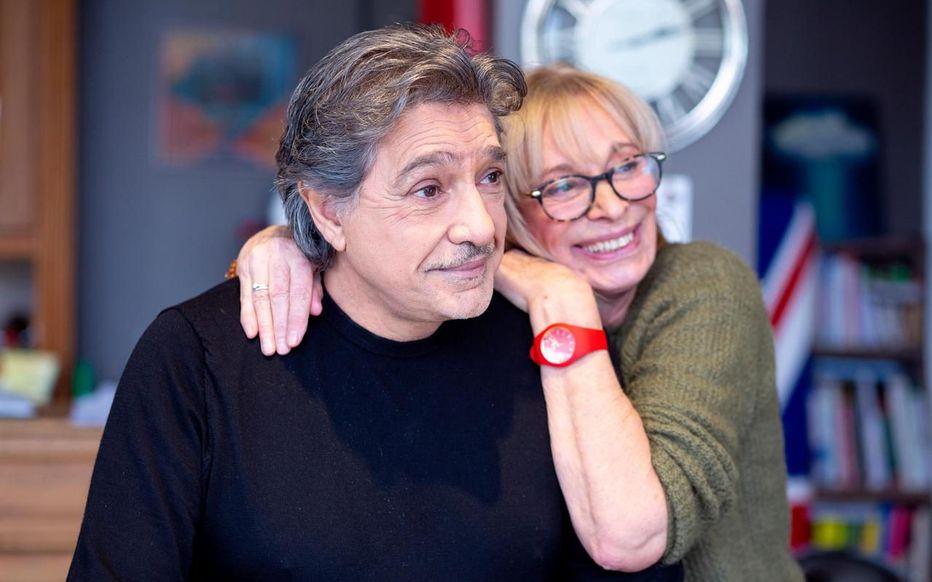 Frédéric François : 50 ans de mariage, il file le parfait amour !