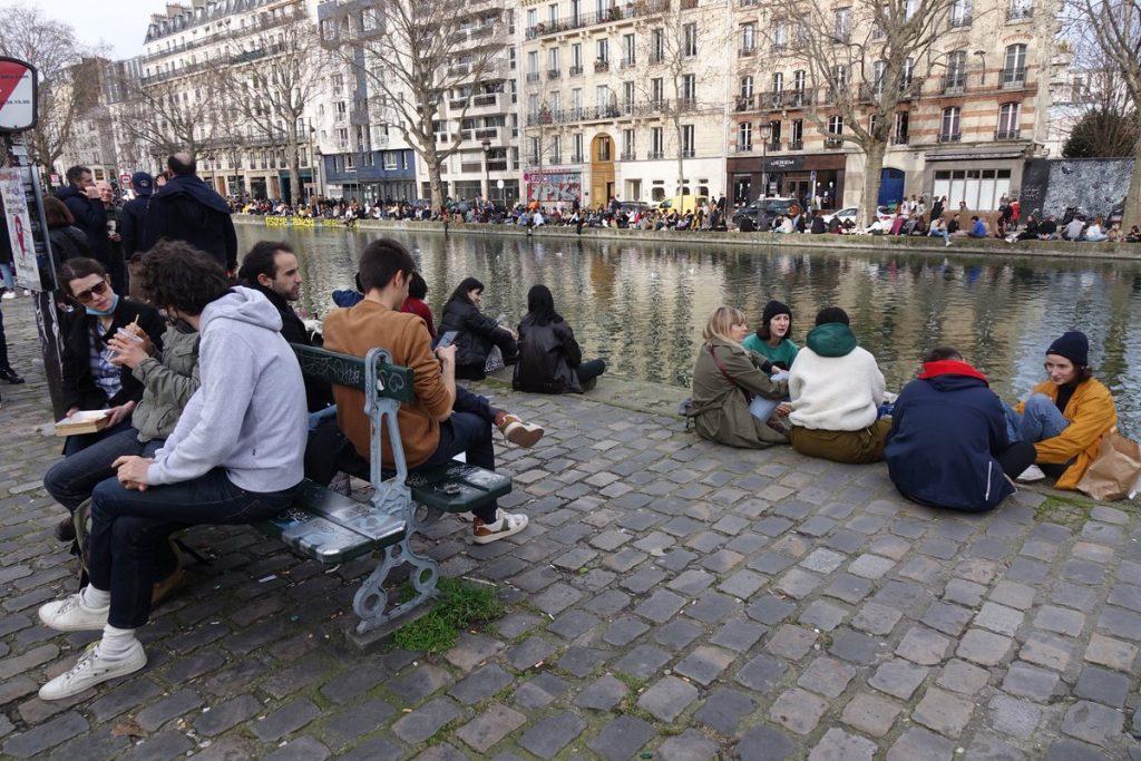 Relâchement des Français