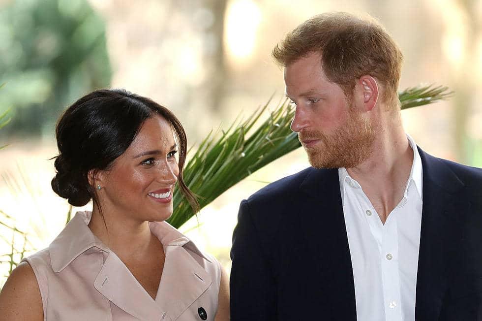 Arthur Edwards tacle Meghan Markle et le prince Harry !