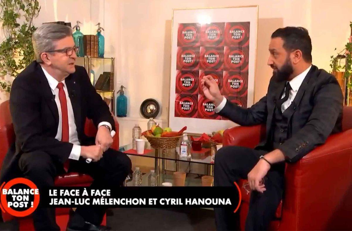 Jean-Luc Mélenchon : Il ne veut plus débattre avec Éric Naulleau