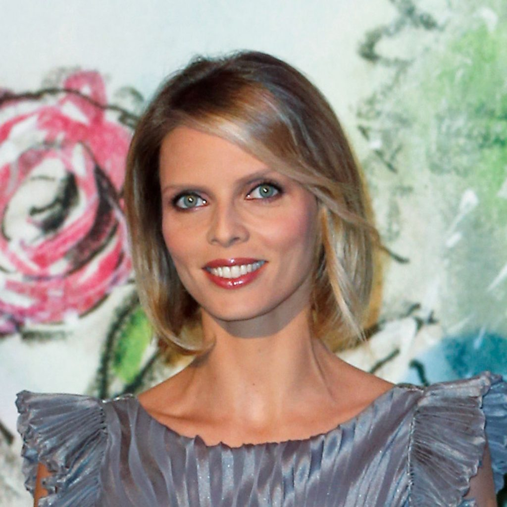 Sylvie Tellier très amoureuse !