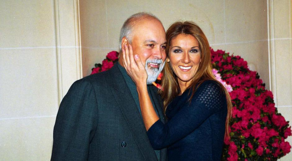 Un hommage de Céline Dion à son mari
