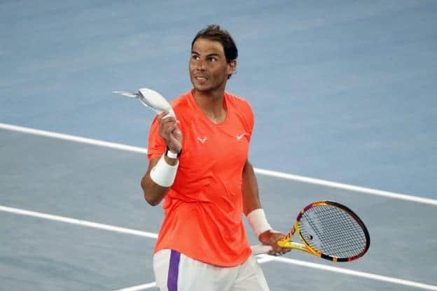 Une méchanceté contre Rafael Nadal