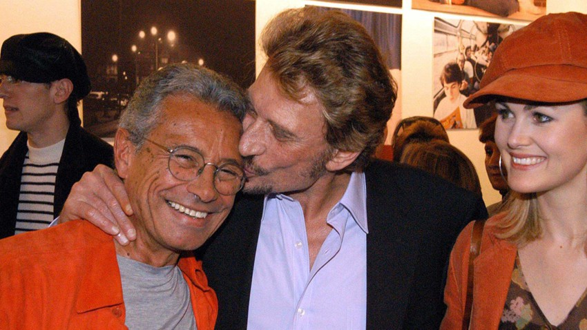 Johnny Hallyday : Son grand ami Jean-Marie Perier évoque un souvenir émouvant