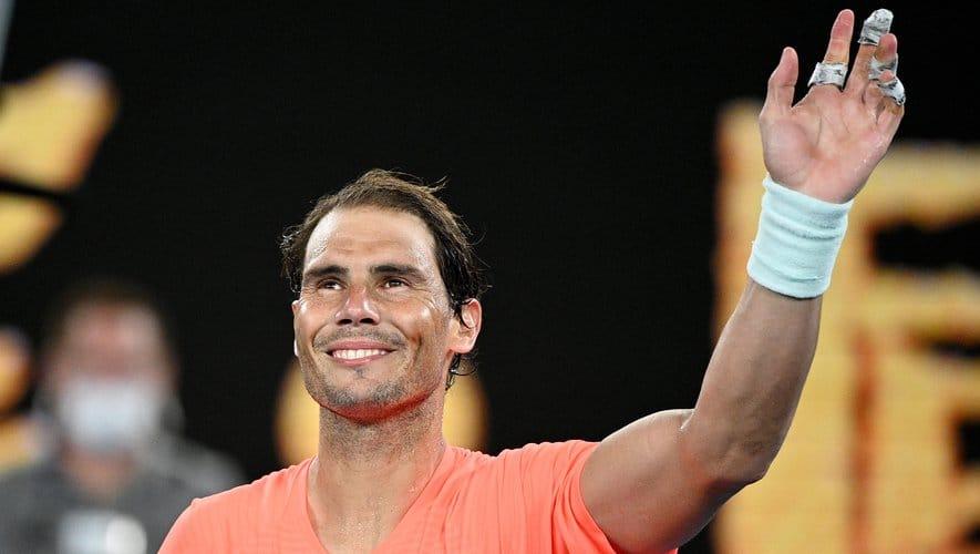 Rafael Nadal est un Gentleman