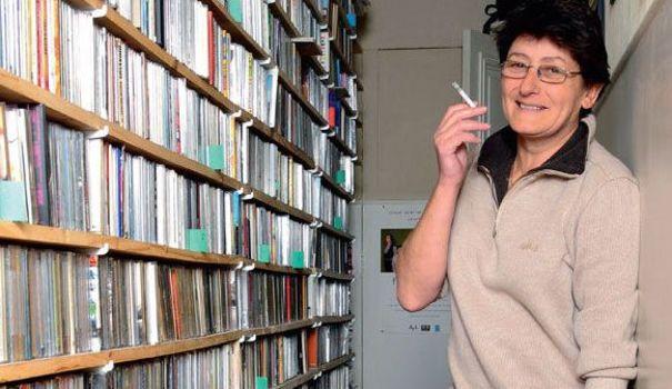 Isabelle Dhordain, femme de radio