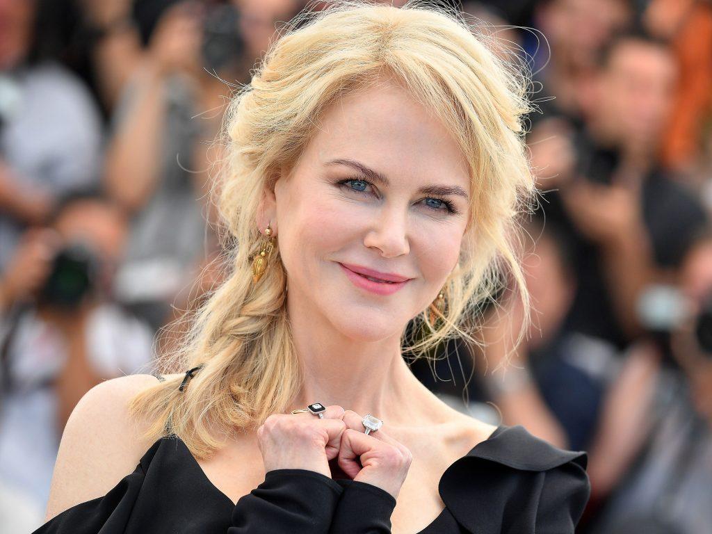 Nicole Kidman enfant !