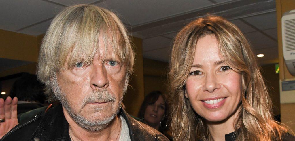 Renaud et son ex