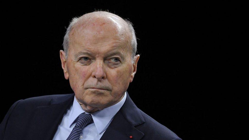 Carnet noir pour Jacques Toubon