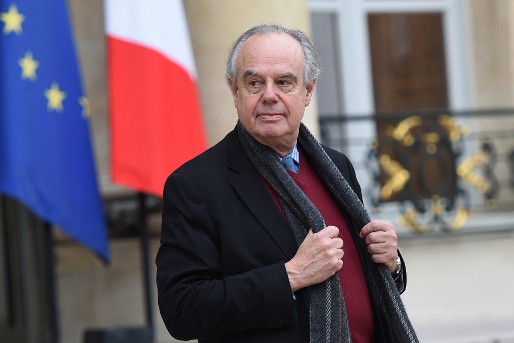 Frédéric Mitterrand va beaucoup mieux