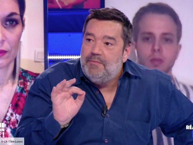 La Traque : Stéphane Tapie tape sur TF1 :