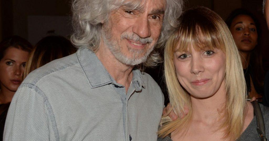 Louis Bertignac et sa femme Laetitia