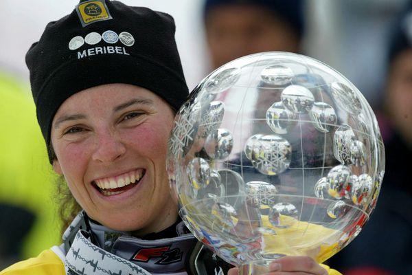 Julie Pomagalski, une grande championne !,