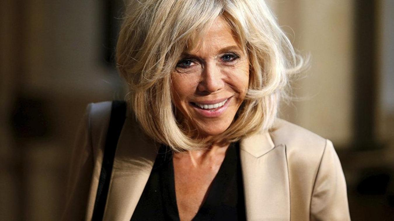Brigitte Macron ! Jugée top sexy par une superstar