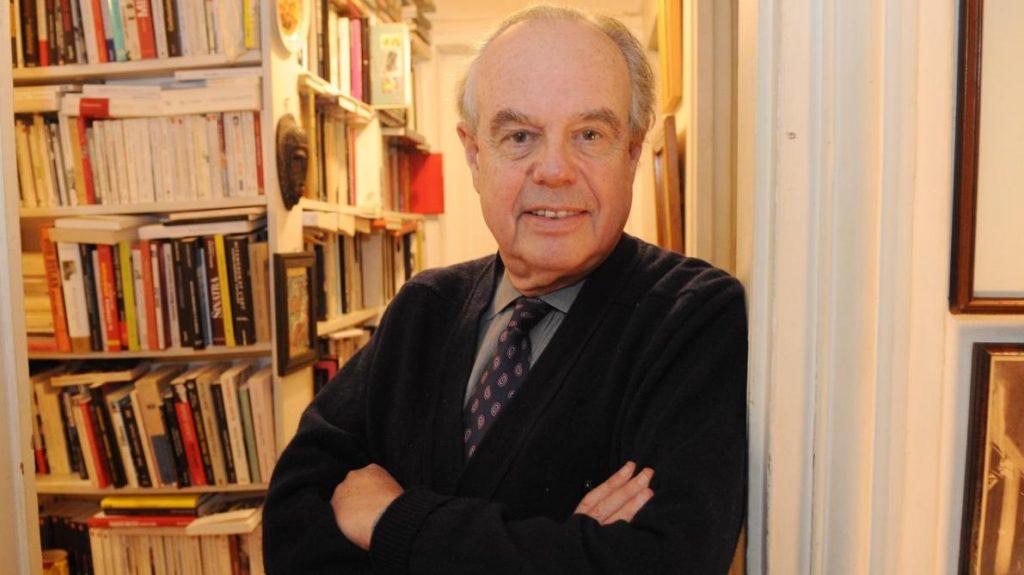 Frédéric Mitterrand, testé positif à la Covid-19