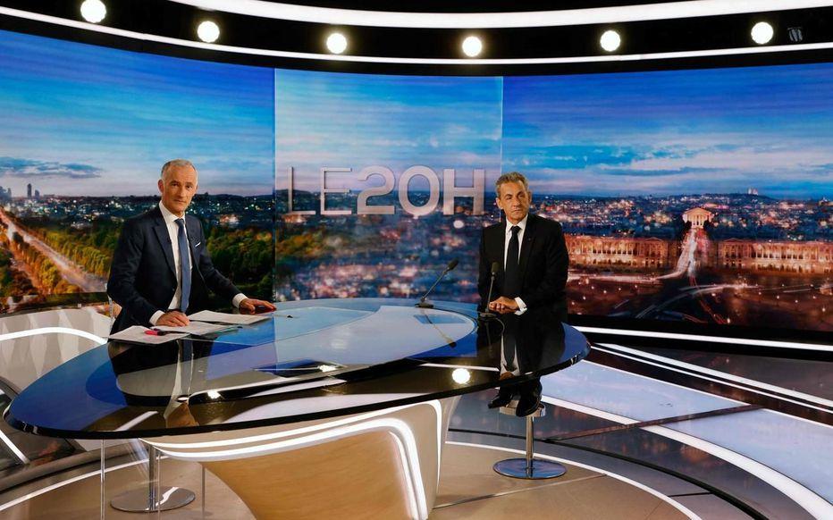 L'invité de 20 heures sur TF1