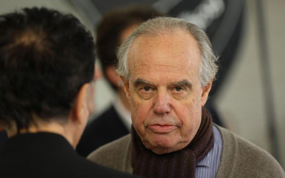 Frédéric Mitterrand soutient Roselyne Bachelot