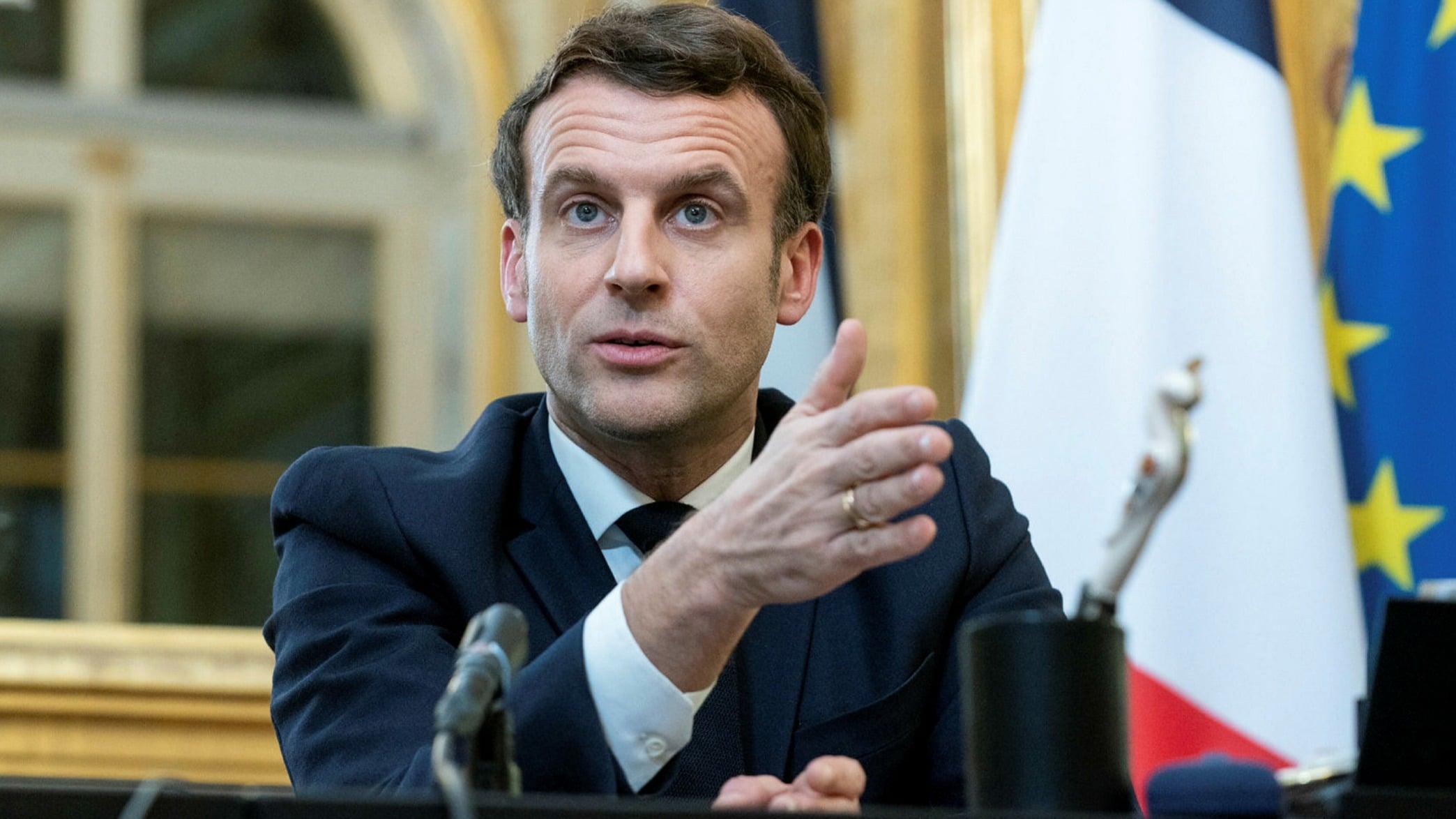 Macron : Un reconfinement strict ? Le Président a pris la parole