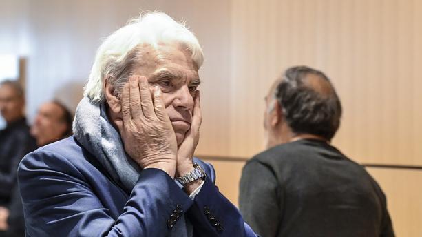 Bernard Tapie- Perquisitionné à son domicile parisien par la police Belge