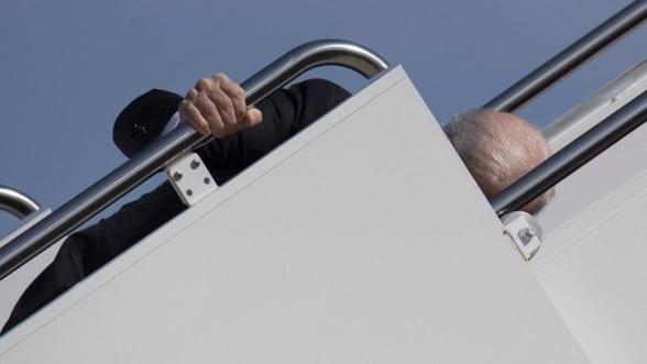 Plus de peur que de mal pour Joe Biden