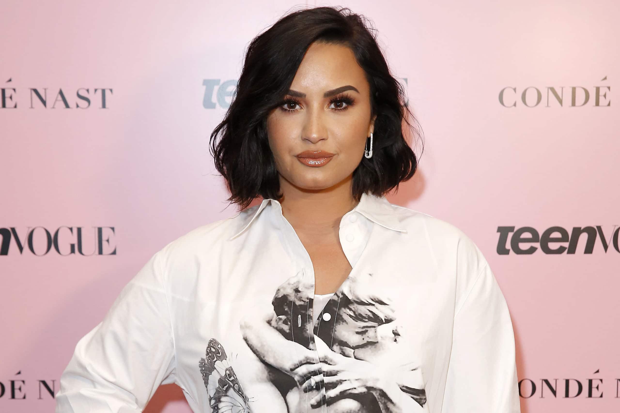 Demi Lovato : la drogue lui a sauvé la vie ! Elle explique…