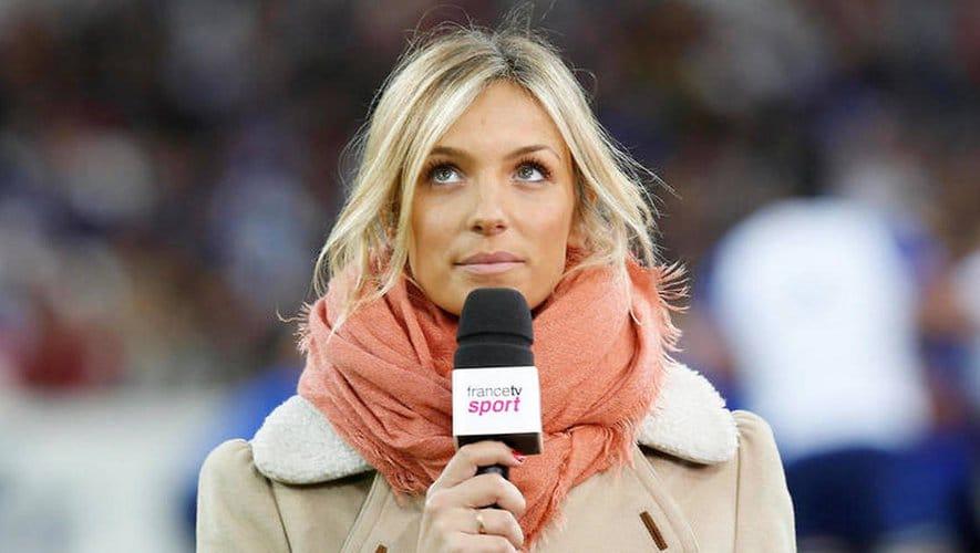 La journaliste de France Télévisions