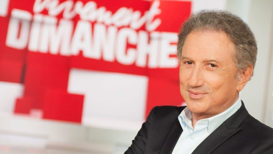 Michel Drucker célèbre son retour à l'antenne !