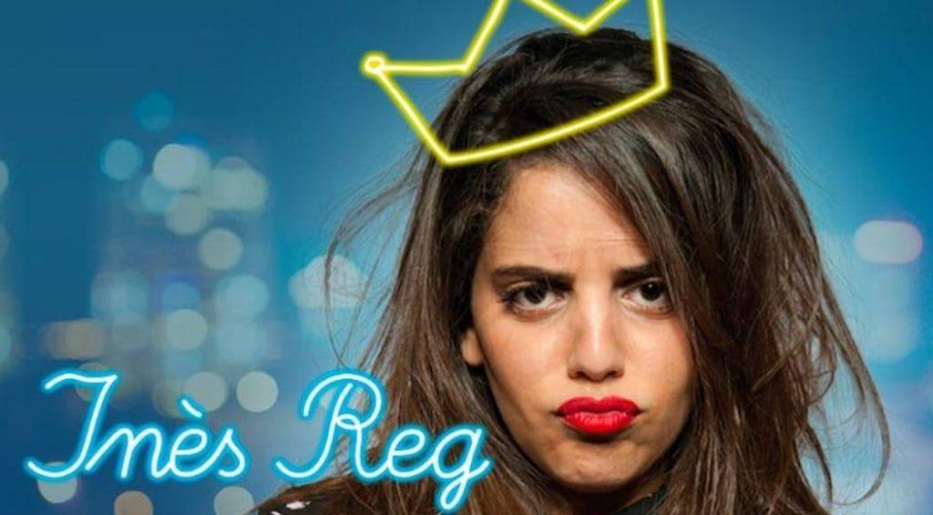 """Inès Reg : """"Je m'en veux d'avoir été cette nana-là"""""""