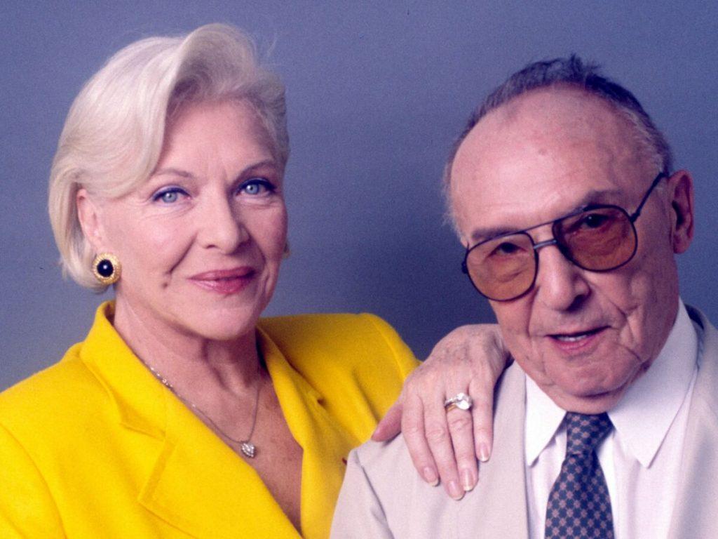 Loulou Gasté et sa chérie