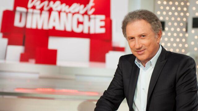 Michel Drucker dans Vivement Dimanche