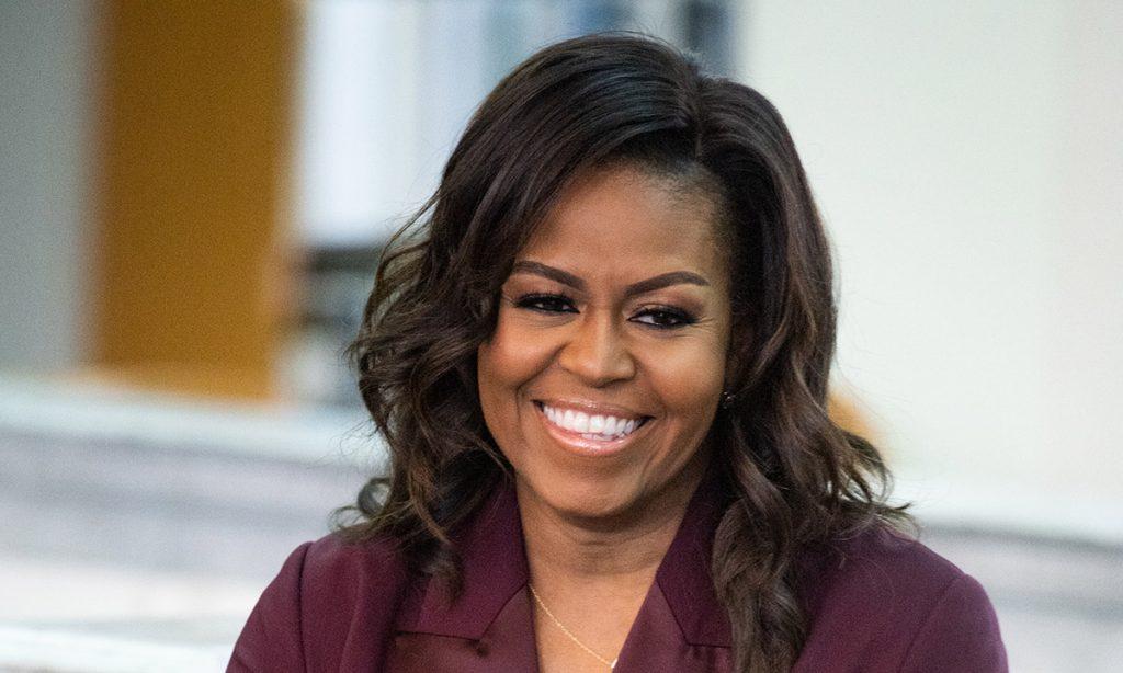 La femme de Michelle Obama