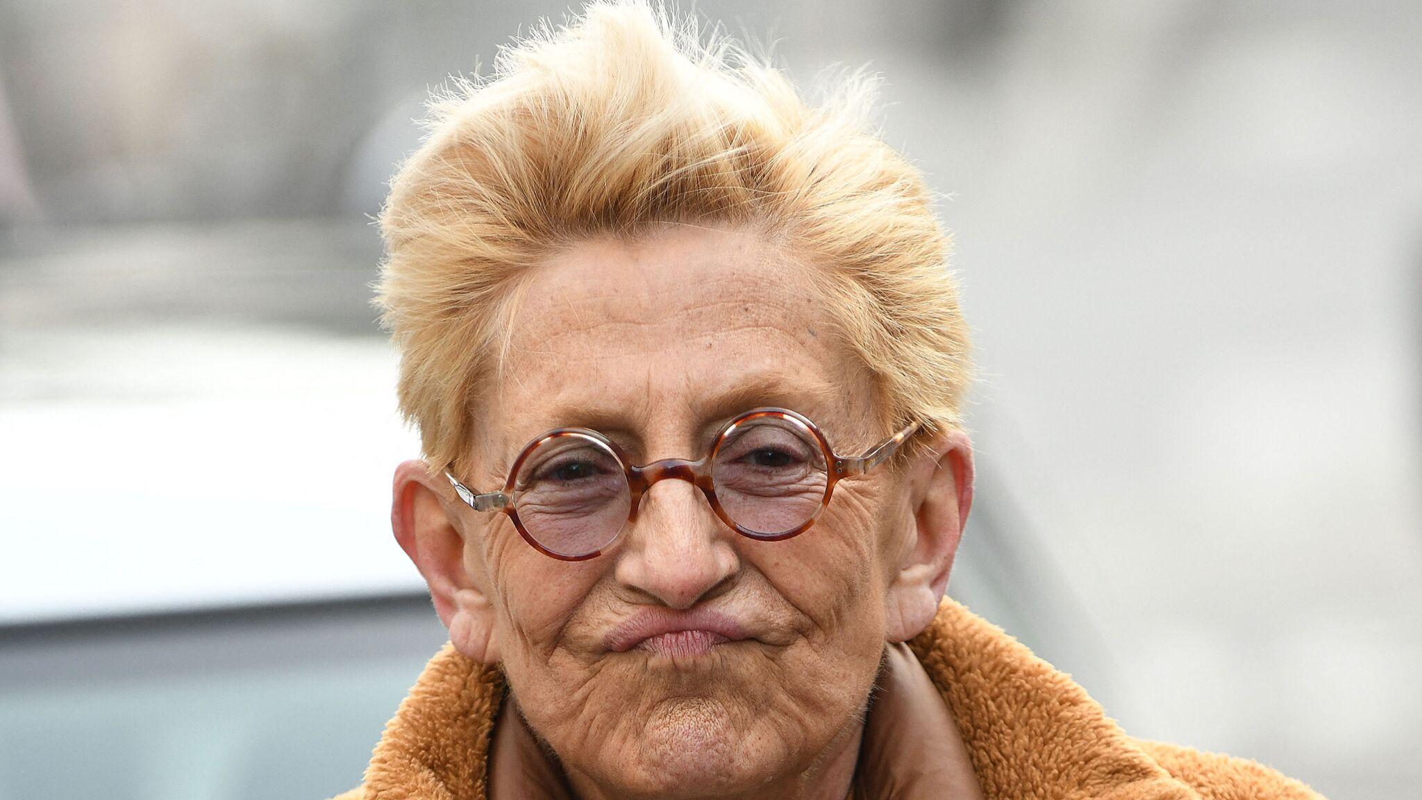 Isabelle Balkany: Placée sous bracelet électronique, elle ironise !