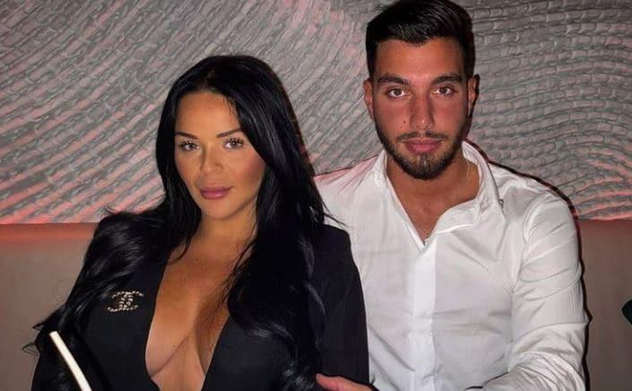 Sarah Fraisou et Ahmed séparés ?
