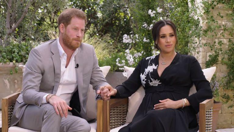 Le couple Royal britannique