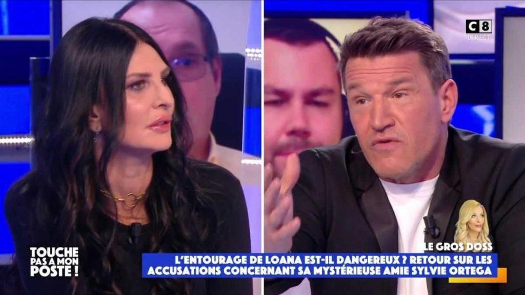 Benjamin Castaldi : Le chroniqueur menace Sylvie Ortega Munos !