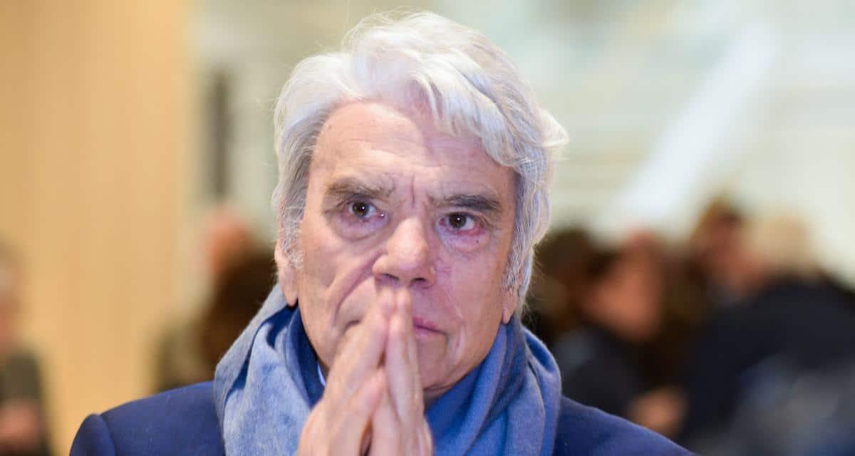 Bernard Tapie. Les visages tuméfiés du couple après leur agression